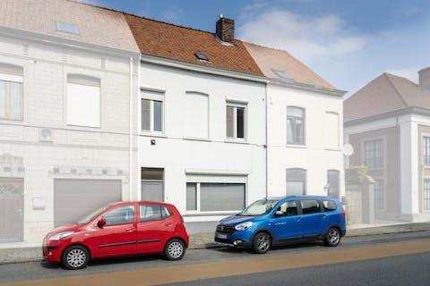 Leuke starterswoning met 2 slaapkamers nabij centrum Kortrijk