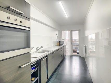 Appartement met drie slaapkamers te koop in Antwerpen