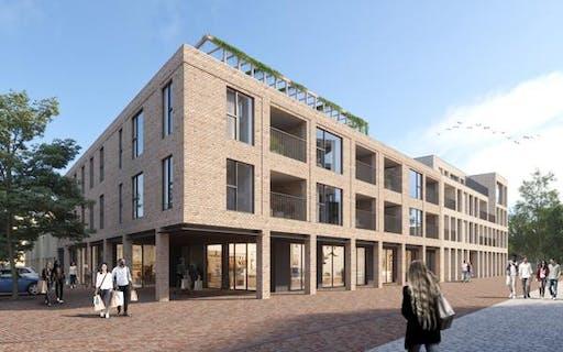 Nieuwbouwproject Suikerpark - Appartementen te koop Veurne