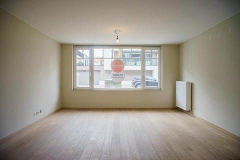 Recent gelijkvloers appartement in centrum Zeebrugge