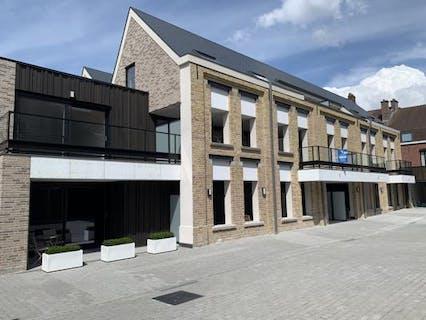 Appartement op het eerste verdiep in res. Saint Georges