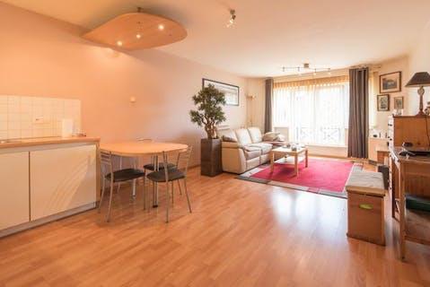 Appartement met 2 slaapkamers te Bredene