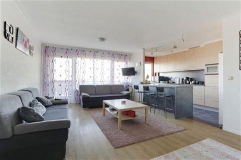 2 slaapkamer appartement met panoramisch uitzicht in Deurne
