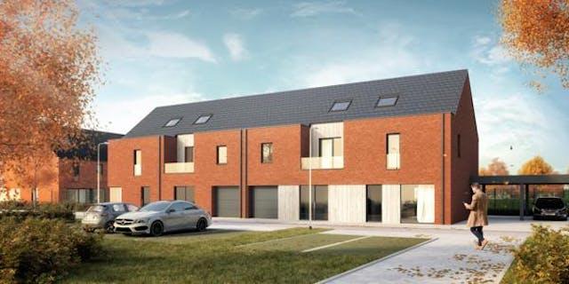 Gezellige nieuwbouw woonwijk te koop in Beveren-Leie