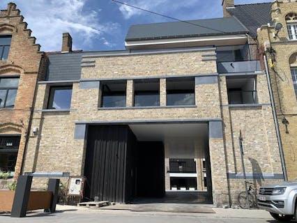 Penthouse te koop in Ieper Centrum