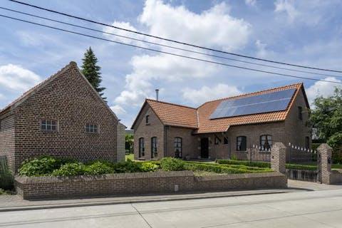 Alleenstaand huis te koop in Zwalm