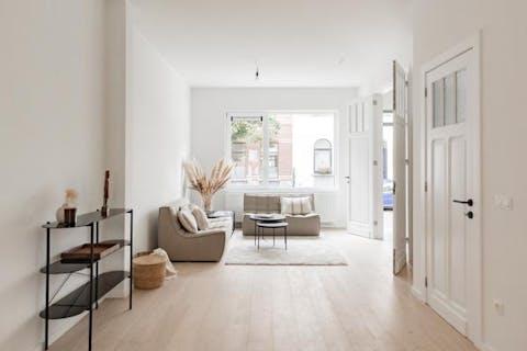Fantastisch huis (180m²) te koop met 4 slaapkamers en tuin centrum Wilrijk
