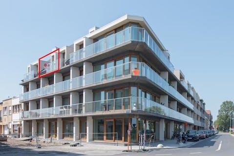 Recent duplexappartement met twee slaapkamers en terras!