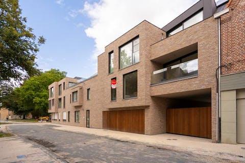 Prachtig appartement te koop met 3 slaapkamers en  dubbel terras in hartje Ieper