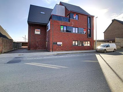 Duplex met 2 terrassen in centrum Poperinge