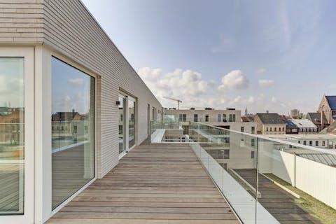Nieuwbouwproject Dockside Gardens - Gent