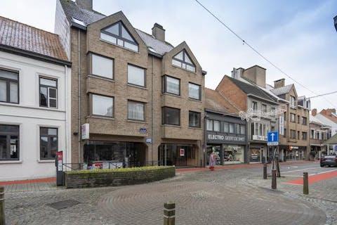 Verhuurde studio te koop in het centrum van Waregem