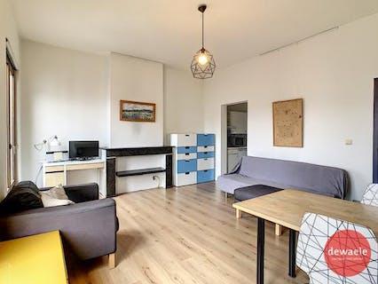 Gezellig appartement in hartje Antwerpen Zuid.