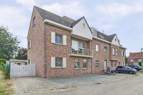 Instapklaar appartement met 1 slaapkamer, rustig gelegen doch vlakbij het centrum van Essen.