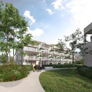 Nieuwbouwproject 'Abdijbeke' in Sint-Andries (Brugge)