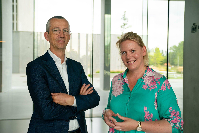 Sofie Spriet en Philip Dewaele1